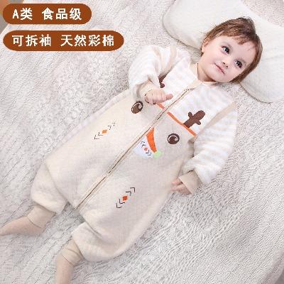 宝宝套装女女宝装婴儿装女婴装枕头套睡袋儿童拉链头两岁玩具男宝