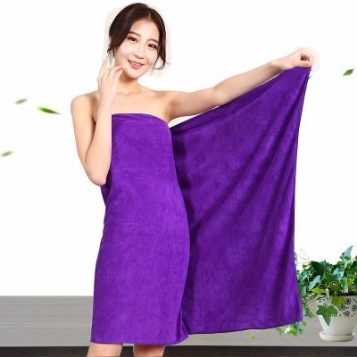 【70*140】浴巾铺床巾美容院专用强吸水不掉毛成人大毛巾多种尺寸